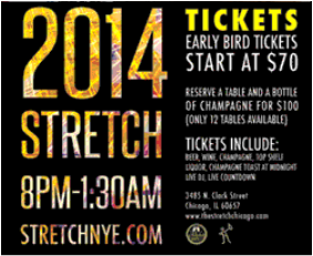 the stretch chicago new years eve